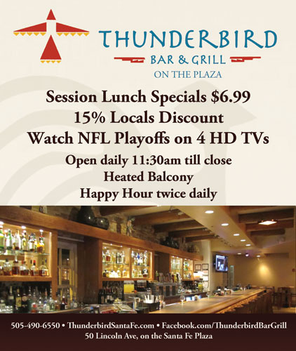 Thunderbird Bar & Grill